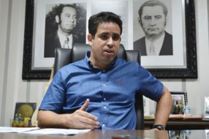 Luiz Alves/Secom Cuiabá
