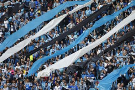 Foto: Lucas Uebel / Grêmio / Divulgação / CP memó