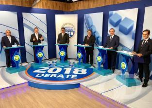debate gazeta, eleições MT
