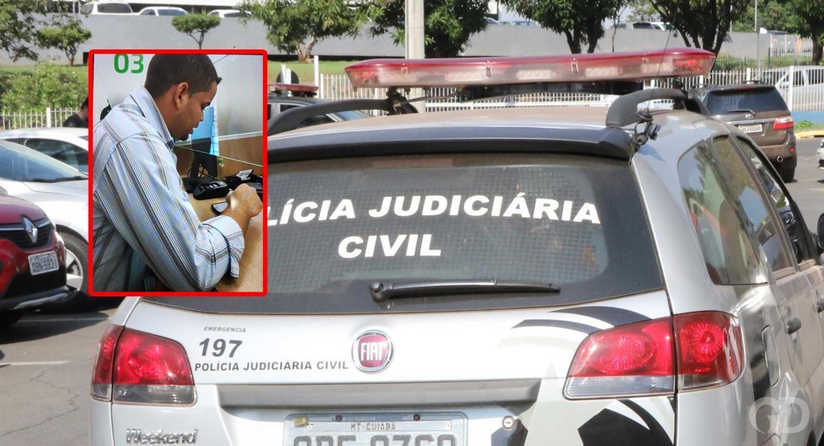 eb77f9e4688 Polícia Civil divulga foto de estelionatário aplica golpe do ...