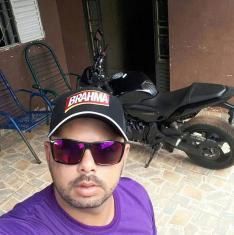 João Paulo Queiroz Ferreira, acidente, moto, racha