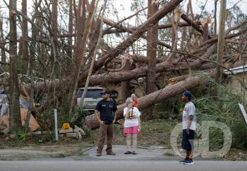 furacão Michael, estados unidos