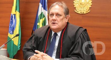 Otmar de Oliveira/TJMT