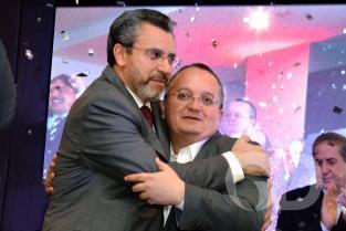 Alan Malouf e Pedro Taques