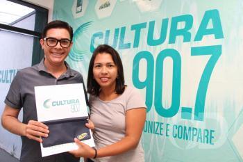 R�dio Cultura FM, pr�mio GP Cultura