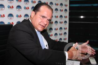 Leonardo Campos, presidente da OAB