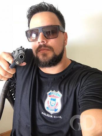 falso policial,  Airton Alex Nunes