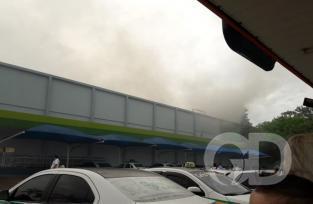 incêndio em supermercado de Sorriso