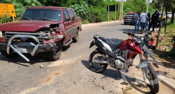 acidente despraiado