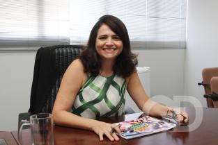 Claudia Assis, Grupo Gazeta