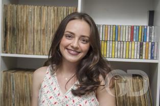 Betânia Zanelli de Olanda, lançamento da Gazeta FM Tangará