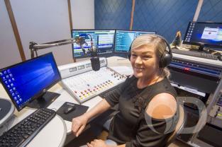 Marlene Maria, lançamento da Gazeta FM Tangará