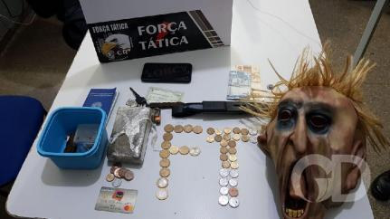 Divulgação/ PM-MT