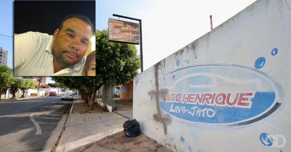 ee39b776235 Suspeito confessa ter matado empresário por  ato de reação