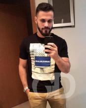 Lucas de Castro Neto vítima de acidente de trânsito