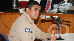 soldado Rafael do Carmo Lisboa