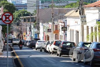 Rua Cândido Mariano