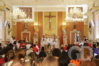 Santa Rita / Festa / Missa / Igreja
