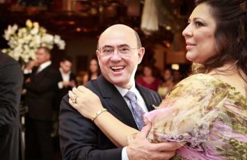 Janete Riva e José Geraldo Riva