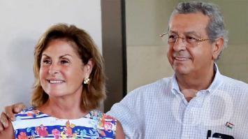 Lucimar Campos e Jayme Campos