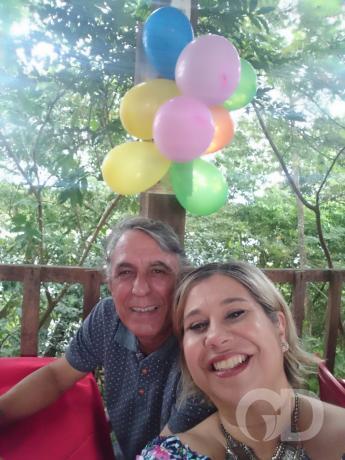 Dia dos namorados - Jane e Dili