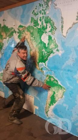 Expedição Alaska - cuibanos pelo mundo