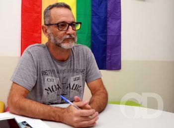 Conselho Municipal / Leis LGBTS / Orgulho Gay / Consciência LGBTS /  Clovis Arantes