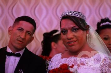 Jeferson Freitas de Souza e Josy Thaylor Santana