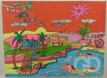Exposição Cuiabá 300 anos - Retratos poéticos