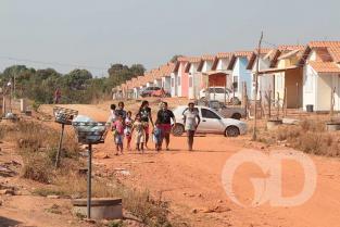 Residencial Jonas Pinheiro 3  / Invasão / Casas / Desapropriação