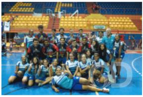 Voleibol UFMT