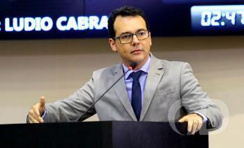 Deputado estadual Lúdio Cabral