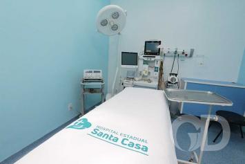 Santa Casa  / Hospital Estadual / Coletiva