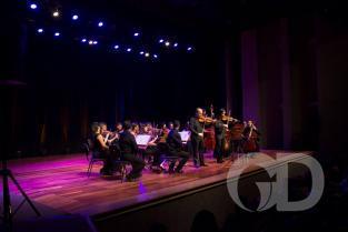 Concerto UFMT em Cordas