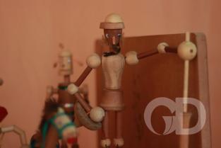 Sesc Mostra bonecas e brinquedos