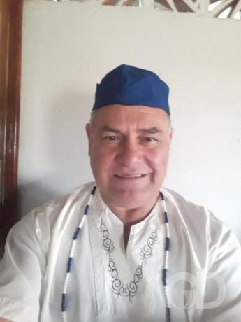 Mês de agosto pai Aécio Paniágua Montezuma de Carvalho