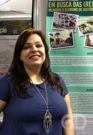 Mês de agosto historiadora Marciane de Souza