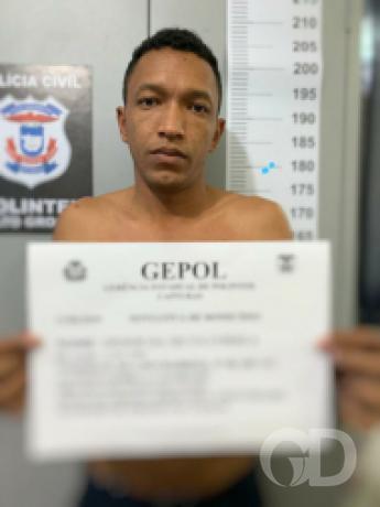 Oeder da Silva Correa prisão