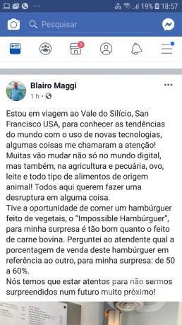 Maggi reprodução facebook