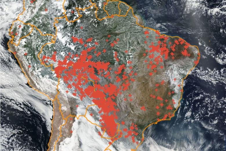 satelite inpe