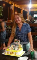 Maria Lucia Lustosa Sabino, empresária morta pelo namorado