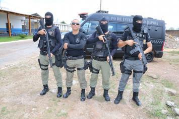 Penitenciaria Central do Estado / PCE / Agno Ramos / Diretor PCE / GIR
