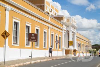 Fotos Pontos Turísticos da Capital / Cuiabá MT / Sesc Arsenal