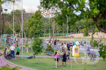 Fotos Pontos Turísticos da Capital / Cuiabá MT / Parque das Águas