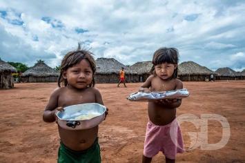Indígenas Xavante