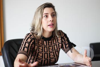 Nutricionista Camila Delgado André