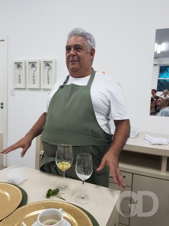Chef Carlos Ribeiro