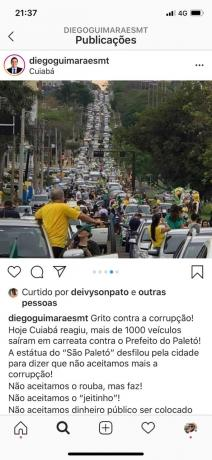 Post vereador Diego Guimarães