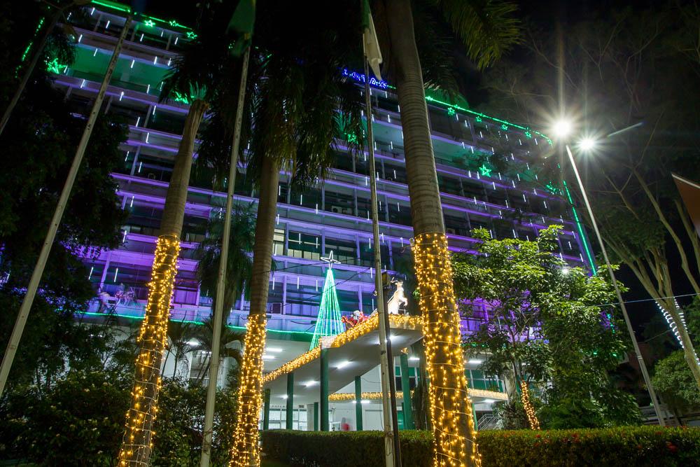 Iluminação de Natal / Enfeite Natalino / Luzes de Natal