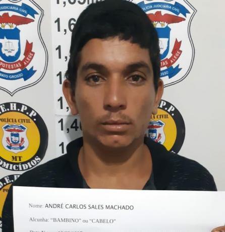 André Carlos Sales Machado